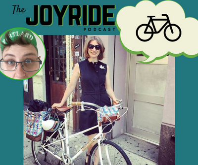Po Campo's Founder featured on The Joyride Podcast!