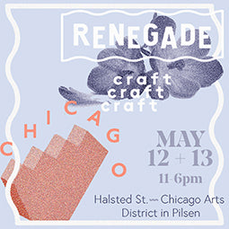 3/12-3/13 Event: Renegade Craft Fair in Chicago