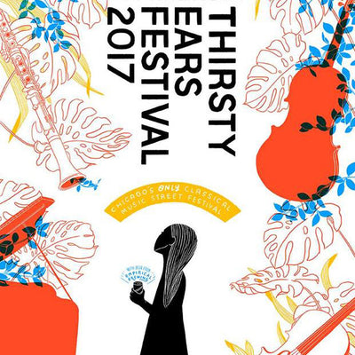 8/12-8/13 Event: Thirsty Ears Music Festival