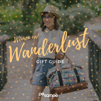 Gifts for Women with Wunderlust