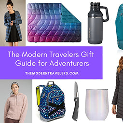 Modern Travelers Gift Guide for Adventurers