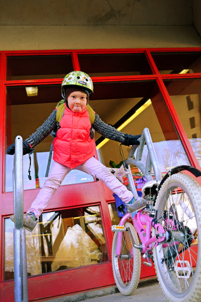 Biking to School - Physical Activity