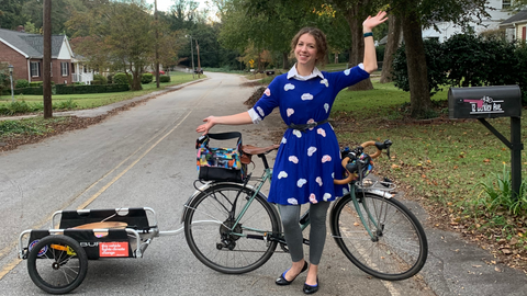Mary McGowen, Rebel Without A Car