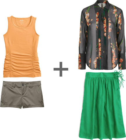 Beat the Summer Heat - Outfits