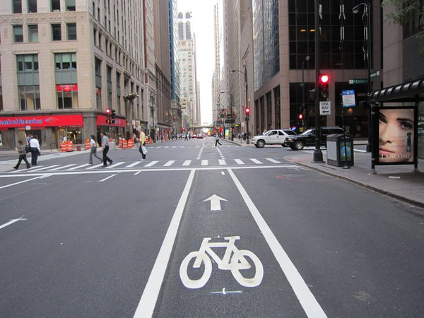Bicycle Lane - Basic Bike Lane
