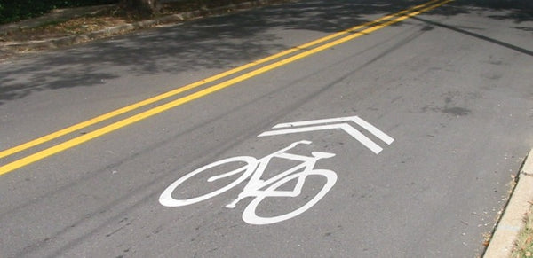 Bicycle Lane - Sharrows