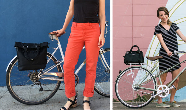 Po Campo Stylish Bike Bags