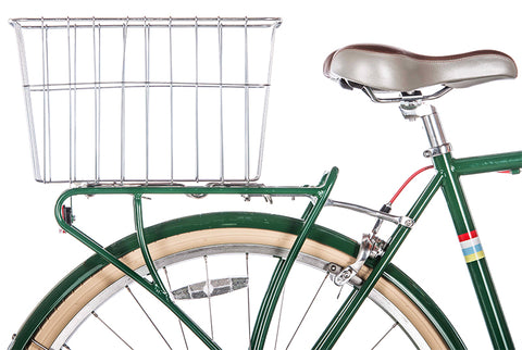 Bike Commuter - bike basket