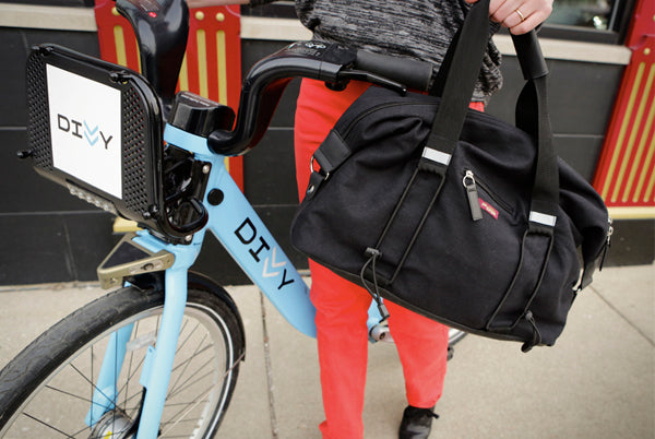 Bike Commuter - Po Campo Bike Share Bag