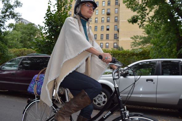 Bike Friendly Fall Fashions