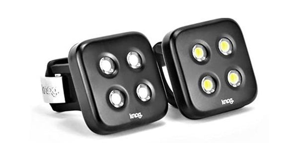 Cool bike lights - knog