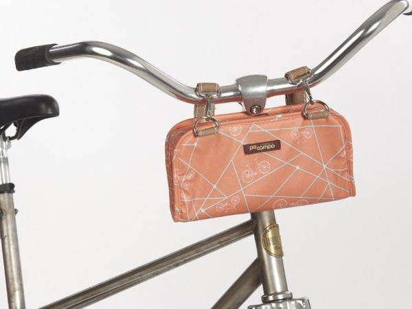 Bike Ready for Spring - Cute Bike Bags