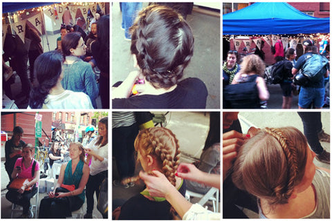 Po Campo Braid Bar