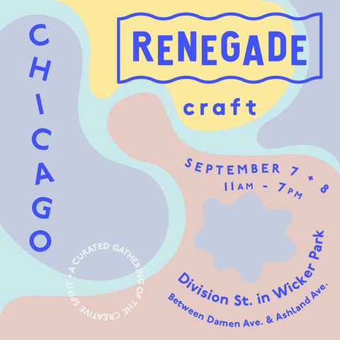 Renegade Crafts Chicago
