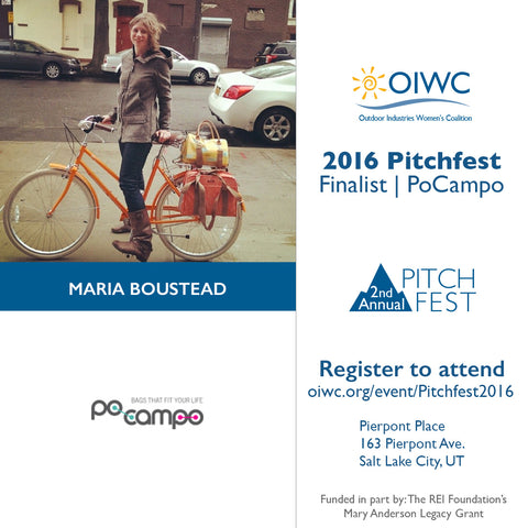 Po Campo at OIWC PitchFest
