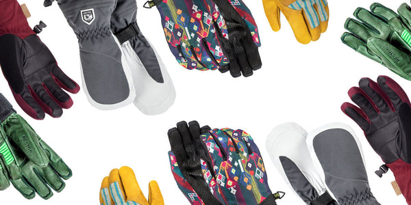 Winter Biking warmest gloves