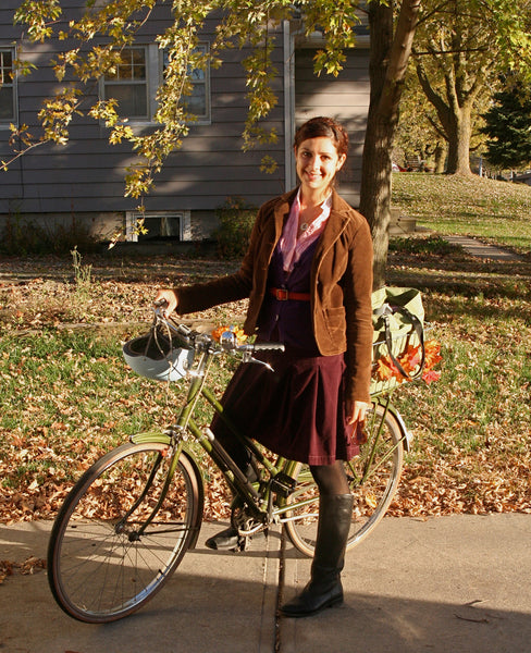 Fall is Good for Your Health - Bike riding