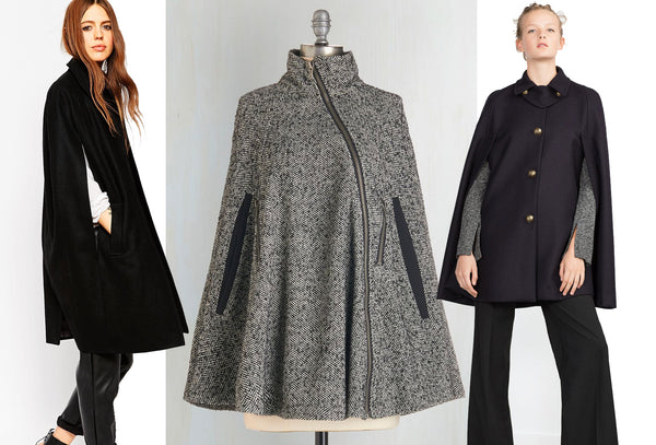 Fall 2015 Fashion Trends: Capes
