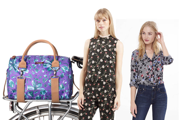 Fall 2015 Fashion Trends - Winter Florals
