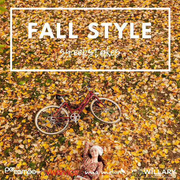 Po Campo Fall Style Sweepstakes