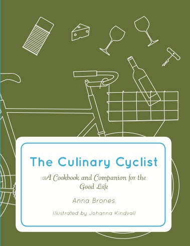 Gift Ideas for Women Cyclists: Culinary Cyclist Cookbook