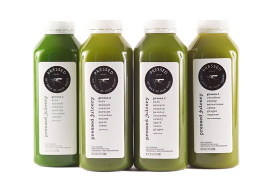 Gift Ideas for Women Cyclists: Cold-pressed juice