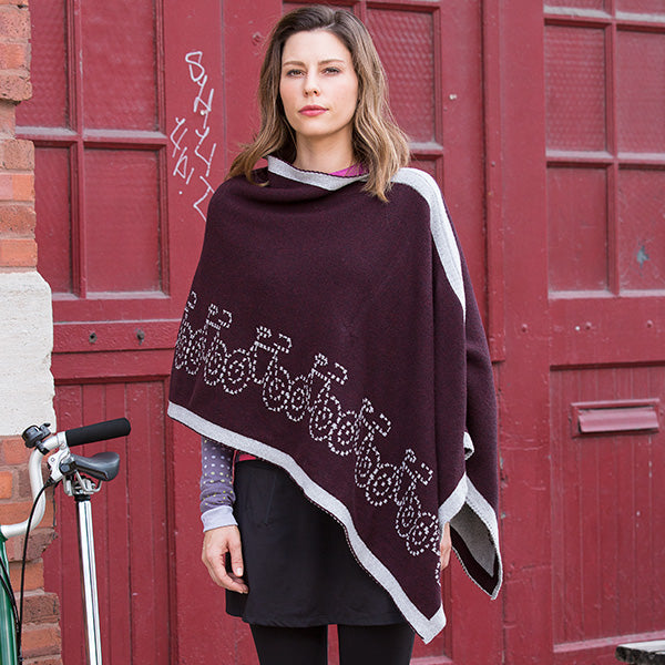 Gift Ideas for Women Cyclists: Bicycle Poncho