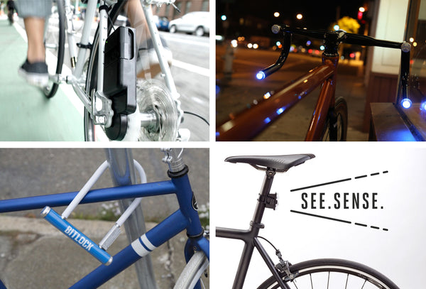 Good Presents for Dad to Use for Biking to Work - Tech Bike Accessories