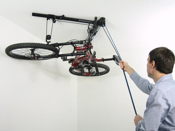 Indoor Bike Storage - Floaterhoist