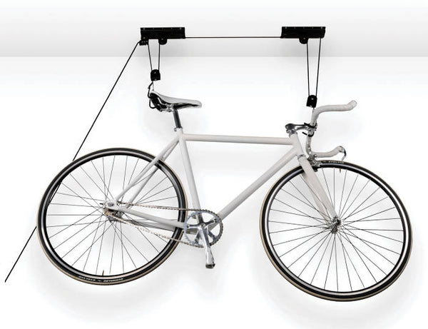 Indoor Bike Storage - TransIt Bike Pulley
