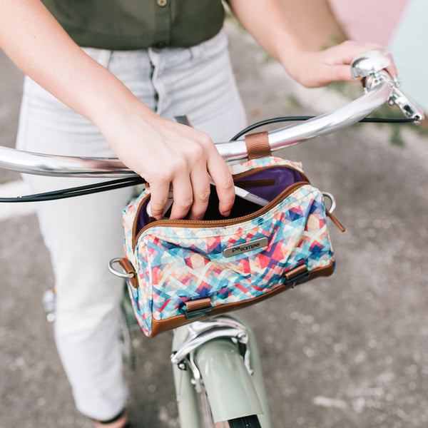 Po Campo Kinga Handlebar Bag Bike Purse
