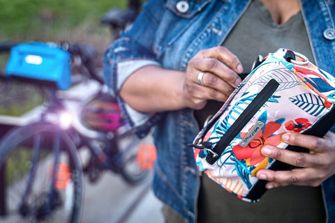 bike bags and accessories
