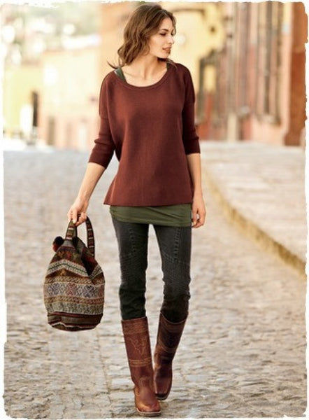 Layering Outfits - Color