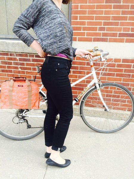 Levi's Commuter Jeans Review - Maria Profile