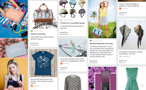 Po Campo Mother's Day Gift Guide for Active Moms on Pinterest