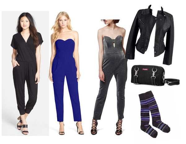 Outfits for New Years Eve - Jumpsuits