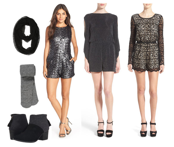 Outfits for New Years Eve: Rompers