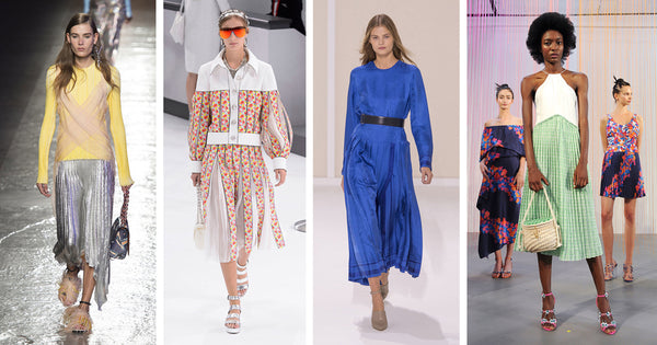 Spring 2016 Fashion Trends: Pleats