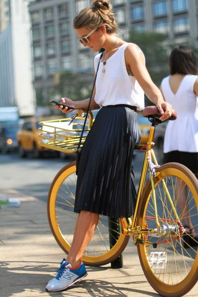 Spring Bike Fashion Trends
