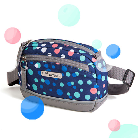 Po Campo Market Belt Bag in Bubbles