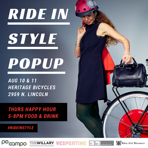 Ride In Style Pop-Up