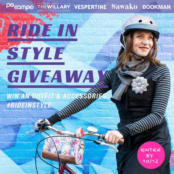 Ride In Style Cool Bike Accessories Giveaway