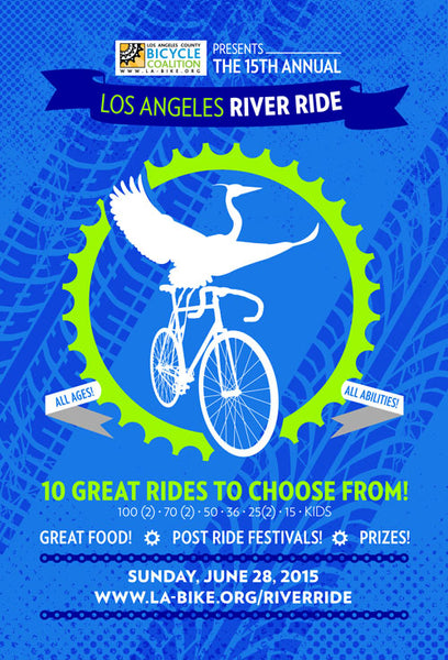 LACBC LA River Ride
