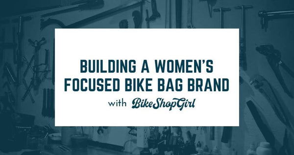 Po Campo on Bike Shop Girl Shift Up Podcast