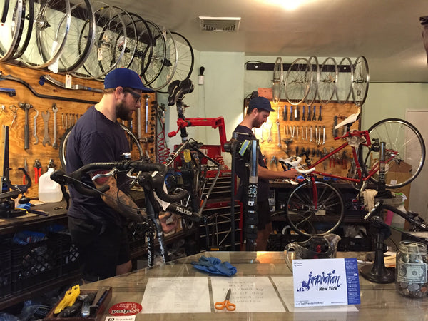 Silk Road Brooklyn Bike Shop