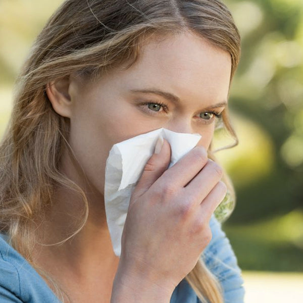 Signs of Spring - Allergies
