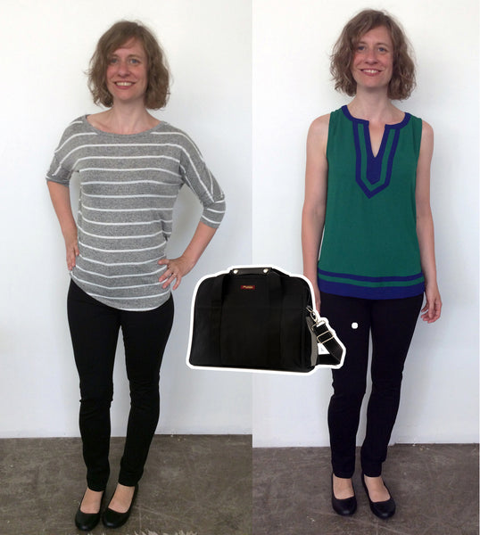 Stitch Fix Outfits with Loop Pannier