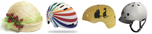 Stylish Bike Helmets - Header
