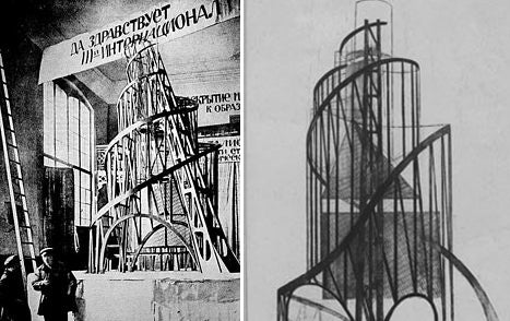 Russian Constructivism - sculpture