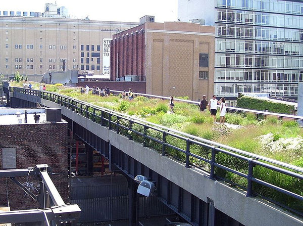 Urban Trails - the High Line
